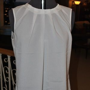New York and Company Women's White blouse